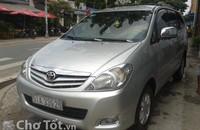 Gia đình cần bán Toyota Innova G đăng ký cuối 9/2009 giá 560 triệu tại Tp.HCM