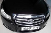 Daewoo Lacetti sản xuất 2011, màu đen, nhập khẩu, giá 450tr xe đẹp giá 450 triệu tại Hải Phòng