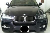 Bán xe BMW X6 đời 2008, màu đen, nhập khẩu nguyên chiếc giá 1 tỷ 598 tr tại Tp.HCM