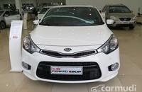 Xe Kia Cerato Koup 2015 mới màu trắng đang được bán giá 810 triệu tại Hà Nội