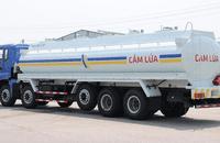 Bán Thaco Auman C34 Xitet đời 2015, hai màu giá 1 tỷ 740 tr tại BR-Vũng Tàu