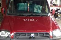 Bán xe Fiat Doblo đời 2008, màu đỏ, nhập khẩu giá 230 triệu tại Tp.HCM