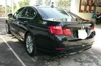 Bán ô tô BMW 528i năm 2012, màu đen, nhập khẩu giá 1 tỷ 920 tr tại Tp.HCM