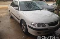 Cần bán gấp xe Mazda 626 2001, xe nhập giá 205 triệu tại Nghệ An