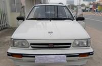 Gia đình cần bán xe 5 chỗ hiệu Kia CD5, màu trắng, SX 2000, ĐK tháng 12/2000 giá 116 triệu tại Đồng Nai