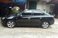 Cần bán Daewoo Lacetti CDX đời 2009, màu đen, nhập khẩu nguyên chiếc, giá chỉ 385 triệu giá 385 triệu tại Hà Nội