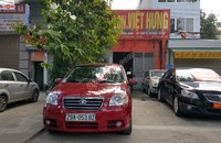Xe Daewoo Gentra đời 2010, màu đỏ chính chủ, giá 280tr cần bán giá 280 triệu tại Hà Nội