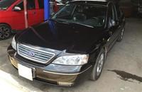Cần bán xe Ford Mondeo đời 2003, màu đen, số tự động giá 270 triệu tại Tp.HCM