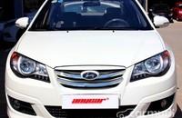 Xe Hyundai Avante 1.6 2011 cũ màu trắng đang được bán giá 445 triệu tại Tp.HCM