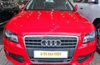 Bán ô tô Audi A4 1.8 đời 2011, màu đỏ, xe nhập giá 1 tỷ 190 tr tại Tp.HCM