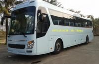 Bán xe khách 47 chỗ Hồng Hà, kiểu dáng đẹp, giá siêu rẻ giá 1 tỷ 690 tr tại Hà Nội