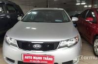 Auto Mạnh Thắng đang bán xe Kia Cerato 2009 số tự động. Nhập khẩu Hàn Quốc giá 482 triệu tại Hà Nội