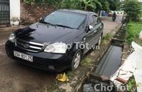 Bán xe Daewoo Lacetti đời 2009, màu đen, nhập khẩu nguyên chiếc, xe gia đình, 303tr giá 303 triệu tại Hà Nội