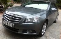 Daewoo Lacetti CDX đời 2009, màu xám, nhập khẩu nguyên chiếc giá cạnh tranh giá 418 triệu tại Hà Nội