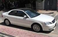 Bán xe Ford Mondeo 2.0  AT đời 2005, màu trắng, giá 380tr giá 380 triệu tại Tp.HCM