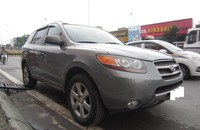 Bán Hyundai Santa Fe AWD 2007 AT nhập Mỹ, 585 triệu  giá 585 triệu tại Tp.HCM