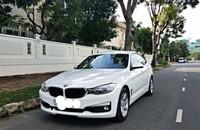 Bán ô tô BMW 3 Series đời 2014, màu trắng, nhập khẩu giá 1 tỷ 363 tr tại Tp.HCM