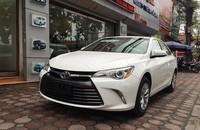 Cần bán xe Toyota Camry LE đời 2015, màu trắng, nhập khẩu Mỹ giá 1 tỷ 905 tr tại Hà Nội