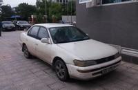 Cần bán Toyota Corolla đời 1996, màu trắng, nhập khẩu, 180tr giá 180 triệu tại Hà Nội