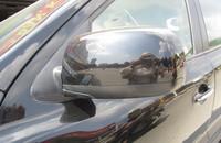 Bán xe Hyundai Santa Fe 2008 AT, màu đen 599 triệu giá 599 triệu tại Tp.HCM