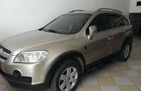Chervolet Captiva LTZ SX 2007 cần bán giá 385 triệu tại Hà Nội