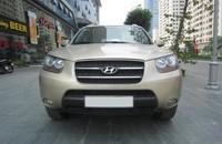 Bán xe Hyundai Santa Fe 2008 AT, 599 triệu giá 599 triệu tại Tp.HCM