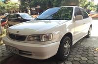 Cần bán gấp Toyota Corolla đời 2000, màu trắng giá 270 triệu tại Phú Thọ