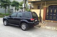 Cần bán xe Ford Escape XLT đời 2011, màu đen, nhập khẩu, giá 605 giá 605 triệu tại Hà Nội