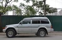 Bán ô tô Mitsubishi Pajero năm 2005, màu xám giá cạnh tranh giá 335 triệu tại Tp.HCM