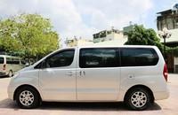 Cần bán xe Hyundai Starex đời 2009, màu bạc, nhập khẩu giá 575 triệu tại Tp.HCM