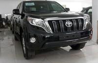 Prado 2.7AT 4x4 2015 màu đen, Toyota Giải Phóng cam kết giá tốt nhất  giá 2 tỷ 192 tr tại Hà Nội