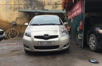 Cần bán Toyota Yaris Hatchback full option đời 2009, nhập khẩu Nhật nguyên chiếc giá 590 triệu tại Hà Nội