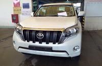 Prado 2.7AT 4x4 2015 màu trắng, Toyota Giải Phóng cam kết giá tốt nhất  giá 2 tỷ 192 tr tại Hà Nội