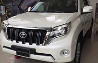 Toyota An Sương cần bán Toyota Land Cruiser hoàn toàn mới - ra mắt 2015 màu trắng, nhập khẩu giao ngay  giá 2 tỷ 192 tr tại Tp.HCM