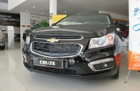 Bán ô tô Chevrolet Cruze LTZ đời 2015, màu đen, giá 679 triệu giá 679 triệu tại Hà Nội