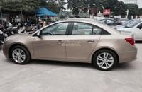 Bán ô tô Chevrolet Cruze 1.8 LTZ đời 2015, màu vàng cát, liên hệ để có giá tốt nhất giá 679 triệu tại Hà Nội