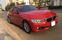 Cần bán BMW 3 Series đời 2013, màu đỏ, nhập khẩu giá 1 tỷ 268 tr tại Tp.HCM