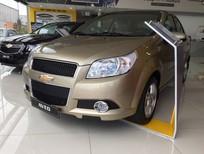 Bán ô tô Chevrolet Aveo 1.4 LTZ đời 2017, màu vàng, giá 495tr - Liên hệ ngay 0944.480.460 PHƯƠNG LINH