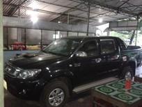 Cần bán Toyota Hilux 3.0G 2009 đã qua sử dụng, màu đen, nhập khẩu nguyên chiếc