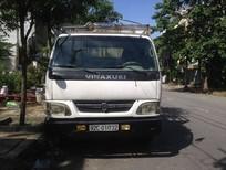 Nhà dư dùng nên bán Vinaxuki 3500TL(3,5T) xe có thiết kế mui bạt, xe còn rất tốt