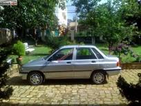 Bán gấp xe Kia Pride đời 1996, màu bạc