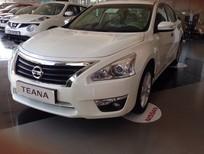 Cần bán xe Nissan Teana 2.5 SL đời 2014, màu trắng, xe nhập