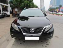 Cần bán xe Lexus GX 350 đời 2011, màu đen, xe nhập