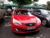 Cần bán gấp Hyundai Genesis Turbo 2.0 2011, màu đỏ, nhập khẩu nguyên chiếc số tự động