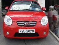 Salon ô tô Giao Phong Phúc bán Kia Morning MT đời 2010, màu đỏ còn mới, giá tốt
