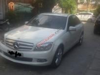 Cần bán gấp Mercedes C300 đời 2010, màu trắng, 830 triệu