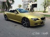 Bán ô tô BMW M6 AT 2008, màu vàng, nhập khẩu đã đi 45000 km