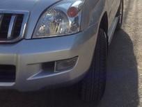 Cần bán Toyota Land Cruiser Prado đời 2007, màu bạc, nhập khẩu chính hãng số tự động