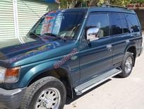 Cần bán xe Mitsubishi Pajero năm 2003, màu xanh lam chính chủ