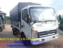 bán xe tải veam vt252 2,4 tấn, bán xe tải veam 2t4 trả góp động cơ hyundai chỉ cần 30% giá xe